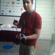 Preparando para la entrevista a Pau Garcia Mila